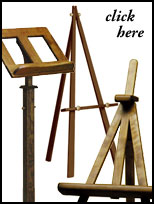 display easels .com - easels for hire or buy!